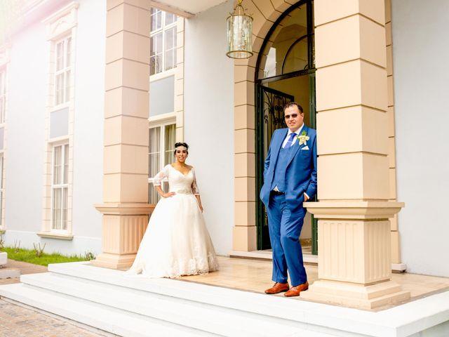 La boda de Viridiana y Josué