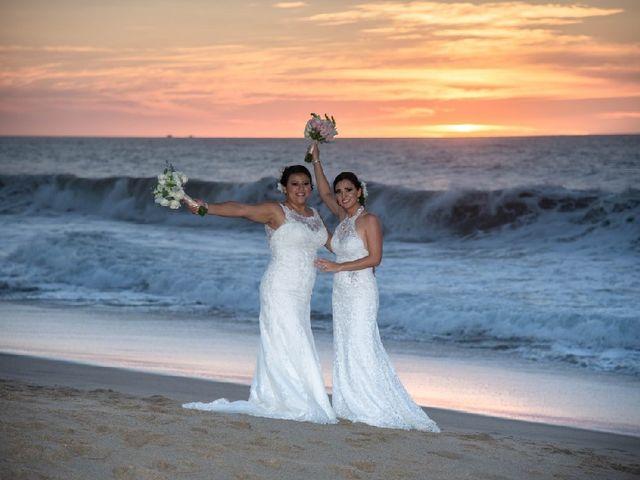 La boda de Dessire y Josefina