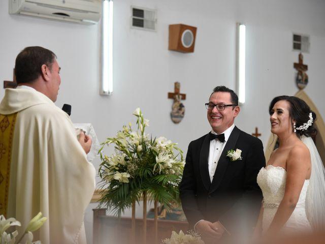 La boda de Angélica y Aldo