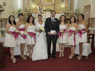 La boda de Javier y Margarita