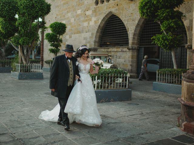 La boda de Edgar y Cindy en Guadalajara, Jalisco 9