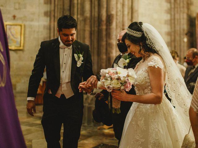 La boda de Edgar y Cindy en Guadalajara, Jalisco 10