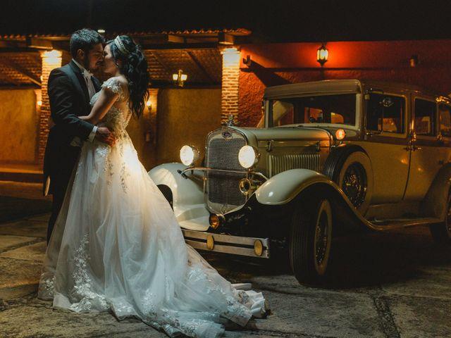 La boda de Cindy y Edgar