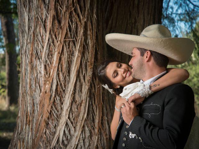 La boda de Nadia y Bernardo
