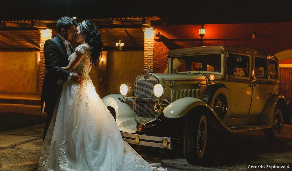 La boda de Edgar y Cindy en Guadalajara, Jalisco