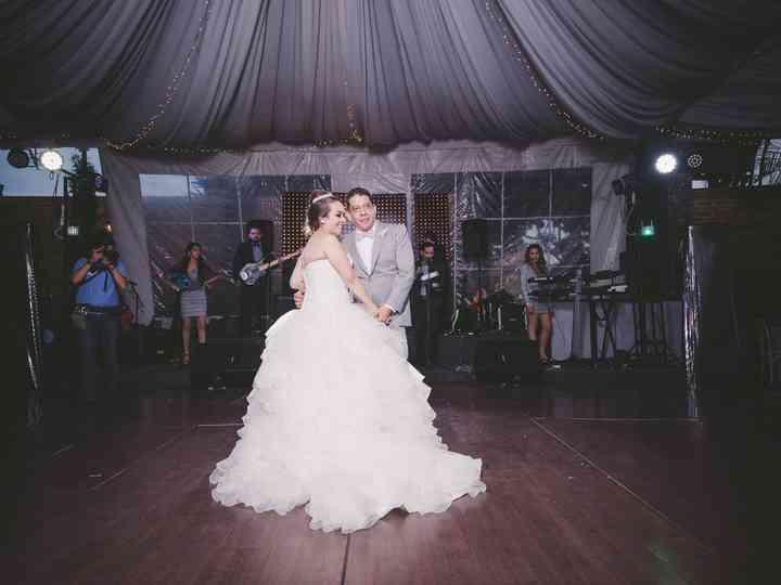 La boda de Yadira y Rogelio