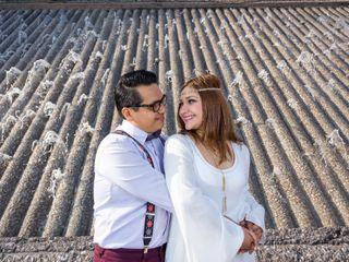 La boda de Renè y Marisol 1