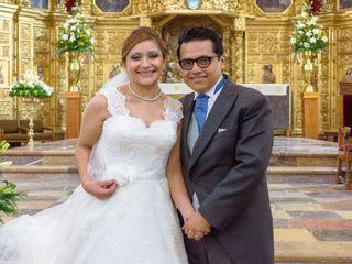 La boda de Renè y Marisol