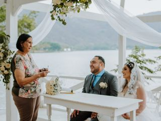 La boda de César y Jennifer 2
