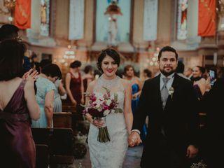 La boda de Esmeralda y Héctor