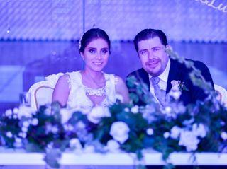La boda de Fernanda y Luis Felipe