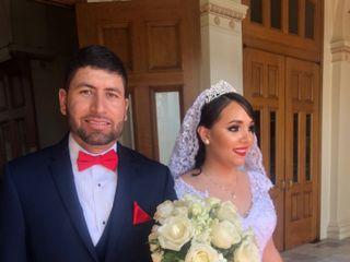 La boda de Itzel y Ezequiel
