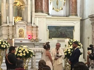 La boda de Arely  y Michael  3