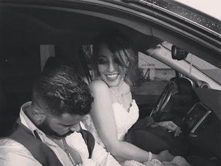 La boda de Arely  y Michael