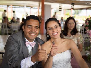 La boda de Grecia y Texca