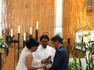 La boda de Alicia  y Aldo 1