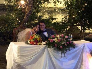 La boda de Alicia  y Aldo 3