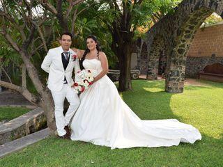 La boda de Elisa y Fernando