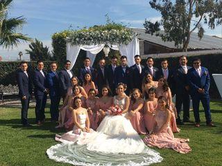 La boda de Jorge  y Karla  1