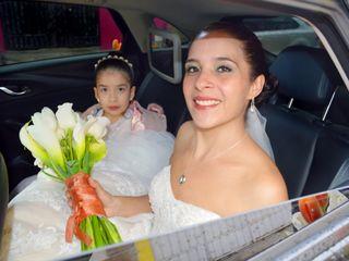 La boda de Denisse y Raúl 1