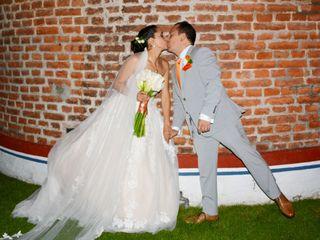 La boda de Denisse y Raúl