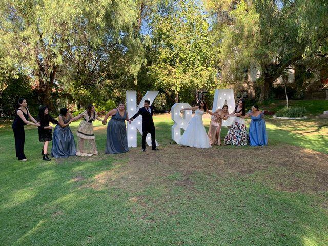 La boda de Arturo y Karla en Aguascalientes, Aguascalientes 3