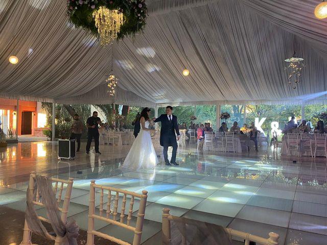 La boda de Arturo y Karla en Aguascalientes, Aguascalientes 4