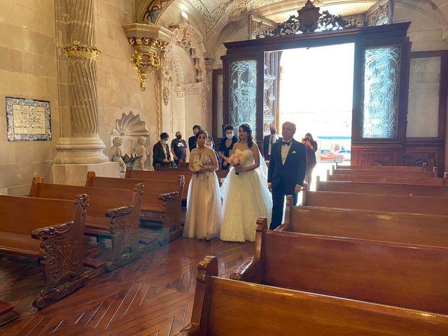 La boda de Arturo y Karla en Aguascalientes, Aguascalientes 8