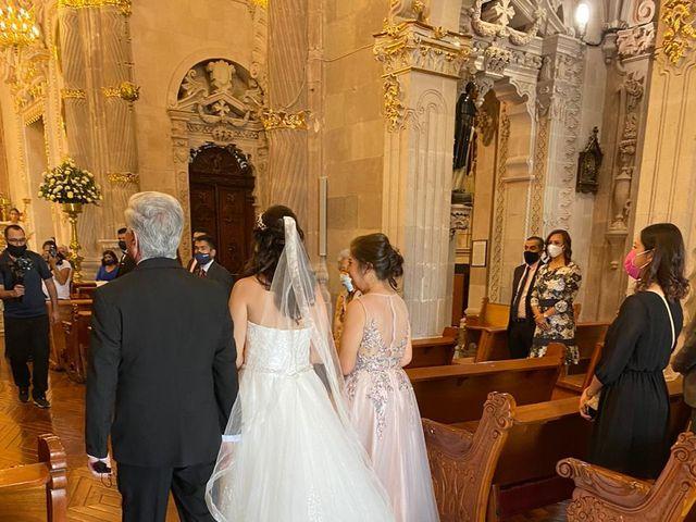 La boda de Arturo y Karla en Aguascalientes, Aguascalientes 9