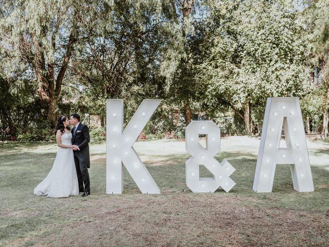 La boda de Arturo y Karla en Aguascalientes, Aguascalientes 11