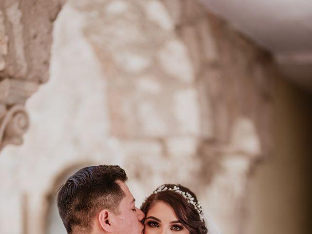 La boda de Arturo y Karla en Aguascalientes, Aguascalientes 13