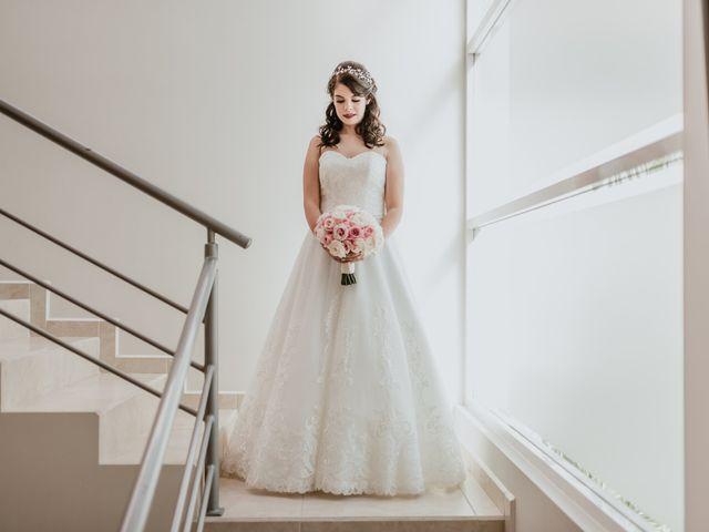 La boda de Arturo y Karla en Aguascalientes, Aguascalientes 1