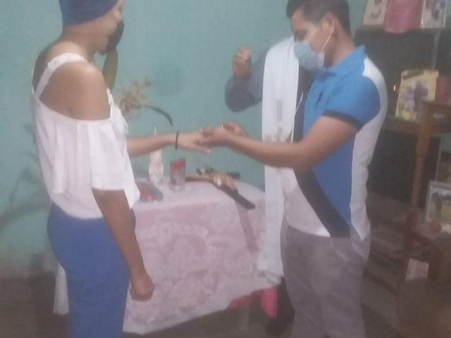 La boda de Mario y Jessica en Platón Sánchez, Veracruz 1