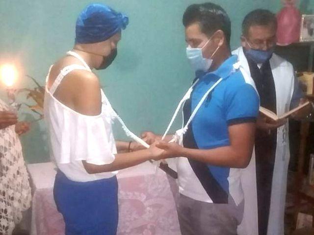 La boda de Mario y Jessica en Platón Sánchez, Veracruz 4