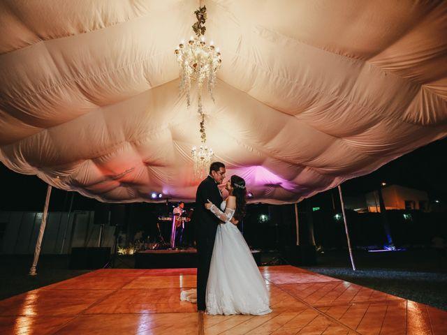 La boda de Gabriela y Rene