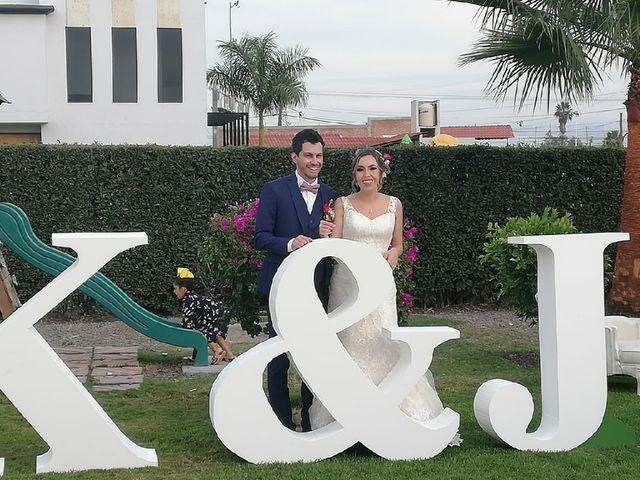 La boda de Jorge  y Karla