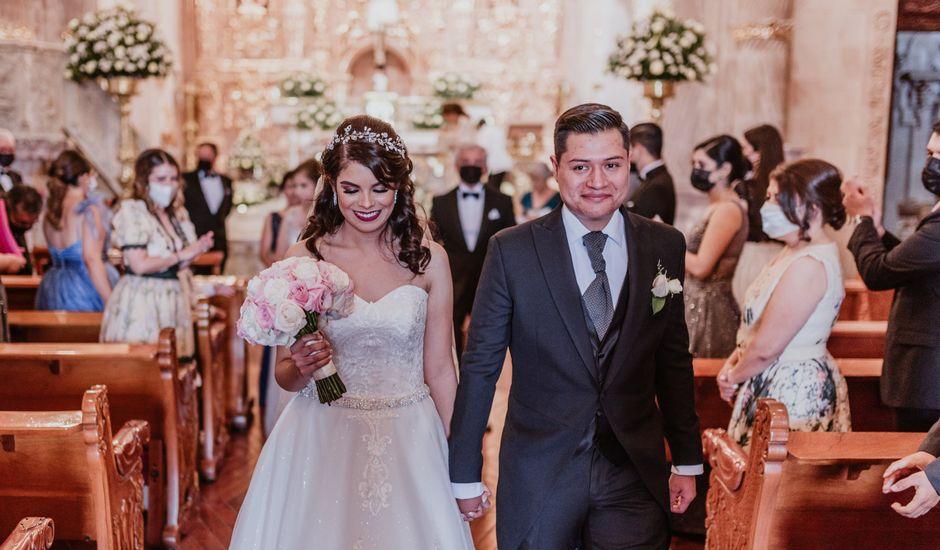La boda de Arturo y Karla en Aguascalientes, Aguascalientes