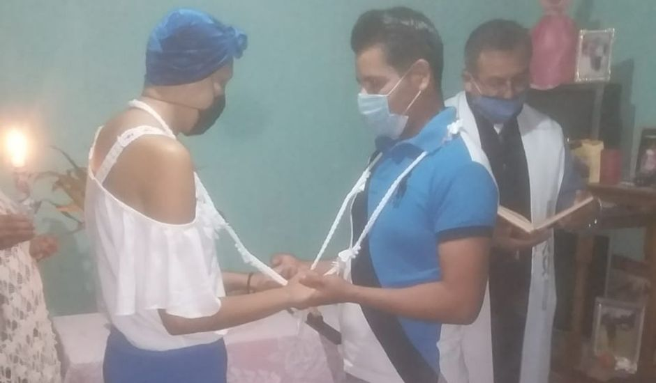 La boda de Mario y Jessica en Platón Sánchez, Veracruz