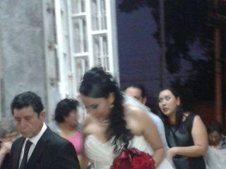 La boda de Nereyda y David 1