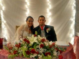 La boda de Nereyda y David