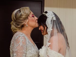 La boda de Claudia y Fernando 1