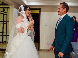 La boda de Claudia y Fernando 3