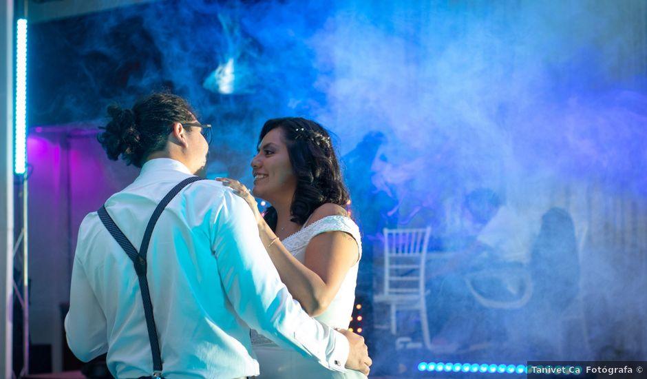 La boda de Ismael y Tania en Tlalnepantla, Estado México