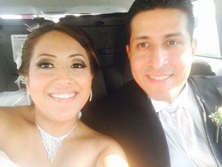 La boda de Denisse  y Carlos  3