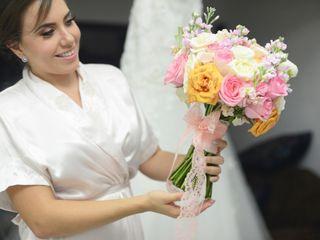 La boda de Flor y Juan Carlos 3
