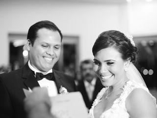 La boda de Flor y Juan Carlos