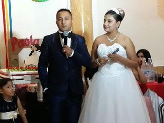 La boda de Paola y Manuel