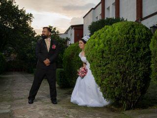 La boda de Lucero y Arturo