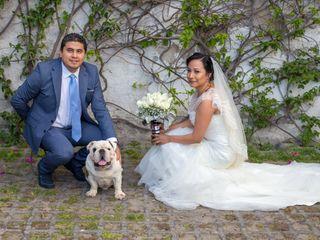 La boda de Diana Irais y David