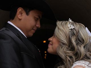 La boda de Ani  y Poncho